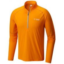 Men's Titan Ultra Half Zip Shirt by Columbia