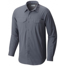 Men's Extended Silver Ridge Lite Long Sleeve Shirt by Columbia