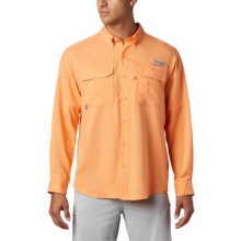 Men's Tall Blood and Guts III LS Woven Shirt by Columbia