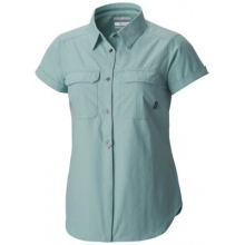 Women's Pilsner Peak Novelty Short Sleeve Shirt by Columbia