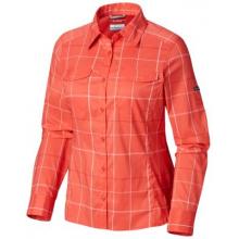 Silver Ridge Lite Plaid LS Shirt by Columbia