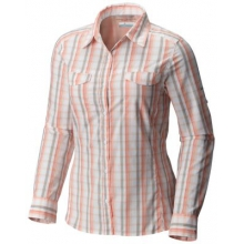 Women's Silver Ridge Lite Plaid Long Sleeve Shi by Columbia in Concord Ca