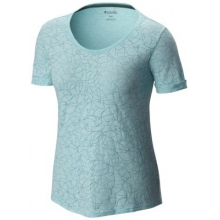 Women's Sandy River Tee by Columbia in Spruce Grove Ab