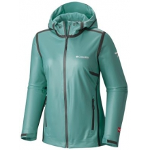 Women's Outdry Ex Stretch Hooded Shell by Columbia