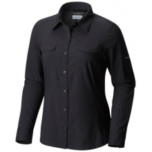 Women's Silver Ridge Lite Long Sleeve Shirt by Columbia