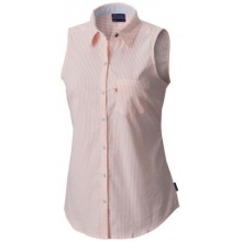 Women's Super Harborside Woven Sleeveless Shirt by Columbia