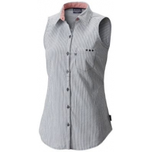 Super Harborside Woven Sleeveless Shirt by Columbia