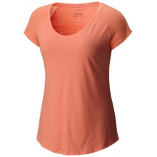 Women's See Through You Burnout II Tee by Columbia in Havre Mt