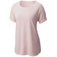 Women's Crystal Point Short Sleeve Shirt by Columbia