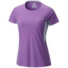 Women's Titan Ultra Short Sleeve Shirt by Columbia