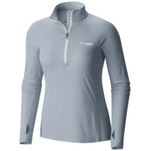 Women's Titan Ultra Half Zip Shirt by Columbia in Courtenay Bc