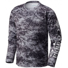 Kid's Super Terminal Tackle Long Sleeve by Columbia in Rancho Cucamonga Ca
