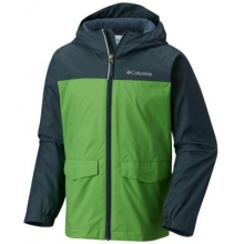 Boy's Rain-Zilla Jacket by Columbia in Spruce Grove Ab