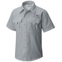 Youth Boys Bahama Short Sleeve Shirt by Columbia in Madison Al