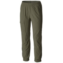 Youth Girl's Silver Ridge Pull-On Banded Pant by Columbia in Charleston Sc