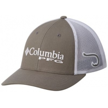 Pfg Mesh Snap Back Ball Cap by Columbia in Seward Ak