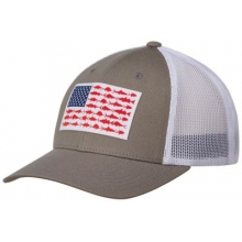 PFG Mesh Snap Back Ball Cap by Columbia in Hope Ar