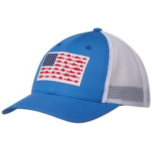 Unisex Pfg Mesh Snap Back Ball Cap by Columbia in Chattanooga Tn