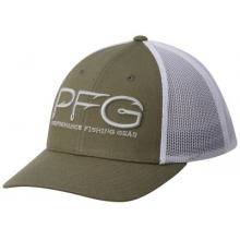 Unisex Pfg Mesh Snap Back Ball Cap by Columbia in Mt Pleasant Sc