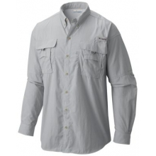 Men's Bahama II L/S Shirt by Columbia in Huntsville Al