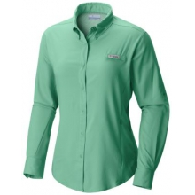 Women's Womens Tamiami II Ls Shirt by Columbia