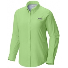 Women's Women's Tamiami II LS Shirt by Columbia in Vancouver Bc
