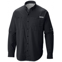 Men's Extended Tamiami II LS Shirt by Columbia
