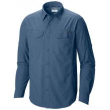 Men's Silver Ridge Long Sleeve Shirt by Columbia