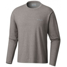 Men's Tall Thistletown Park Long Sleeve Crew by Columbia