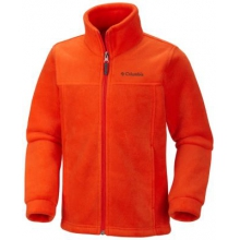 Youth Boy's Steens Mt II Fleece by Columbia in Okemos Mi