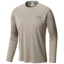 Men's Extended Pfg Zero Rules Ls Shirt by Columbia