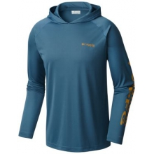 Men's Extended Terminal Tackle Hoodie by Columbia