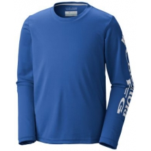 Youth Boy's Terminal Tackle Long Sleeve Tee by Columbia