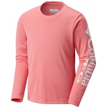 Boy's Terminal Tackle Long Sleeve Tee by Columbia in Huntsville Al