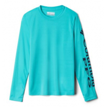 Youth Boys Terminal Tackle Long Sleeve Tee by Columbia in Birmingham Al