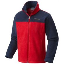 Youth Boy's Dotswarm Full Zip by Columbia