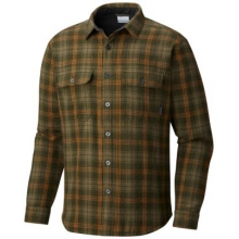Men's Windward III Overshirt by Columbia in Ponderay Id