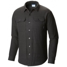 Men's Tall Windward III Overshirt by Columbia in Red Deer Ab
