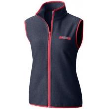 Women's Harborside Women'S Fleece Vest by Columbia in Huntsville Al