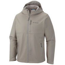 Men's Extended Ascender Hooded Softshell Jacket by Columbia