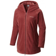 Women's Extended Benton Springs II Long Hoodie by Columbia in Glenwood Springs CO