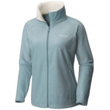 Women's Extended Dotswarm II Fleece Full Zip