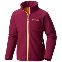 Youth Girl's Brookview Softshell by Columbia