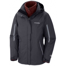 Women's Extended Bugaboo Interchange Jacket by Columbia