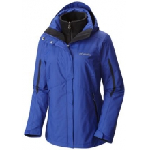 Women's Extended Bugaboo Interchange Jacket by Columbia in Lewiston Id