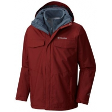 Men's Extended Bugaboo Interchange Jacket by Columbia