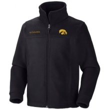 Youth Boy's Collegiate Youth Flanker Fullzip Fleece by Columbia
