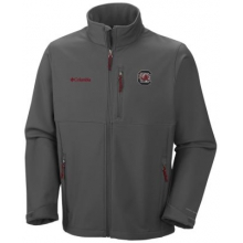 Men's Collegiate Ascender Softshell Jacket by Columbia in Okemos Mi