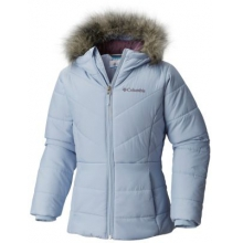 Girl's Katelyn Crest Jacket by Columbia in Highland Park Il