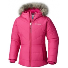 Girl's Katelyn Crest Jacket by Columbia in Johnstown Co